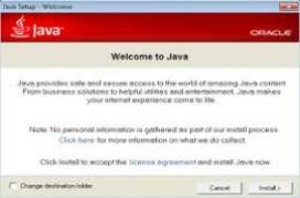 Java Runtime Environment JRE 8